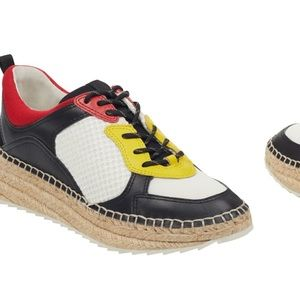 MARC FISHER | 10 | Janette Espadrilles Sneakers